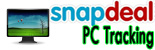 Snapdeal PC Tracking